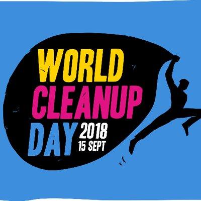 Otto räumt auf beim World Cleanup Day - Magdeburg
