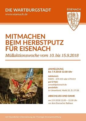 Eisenacher Herbstputz