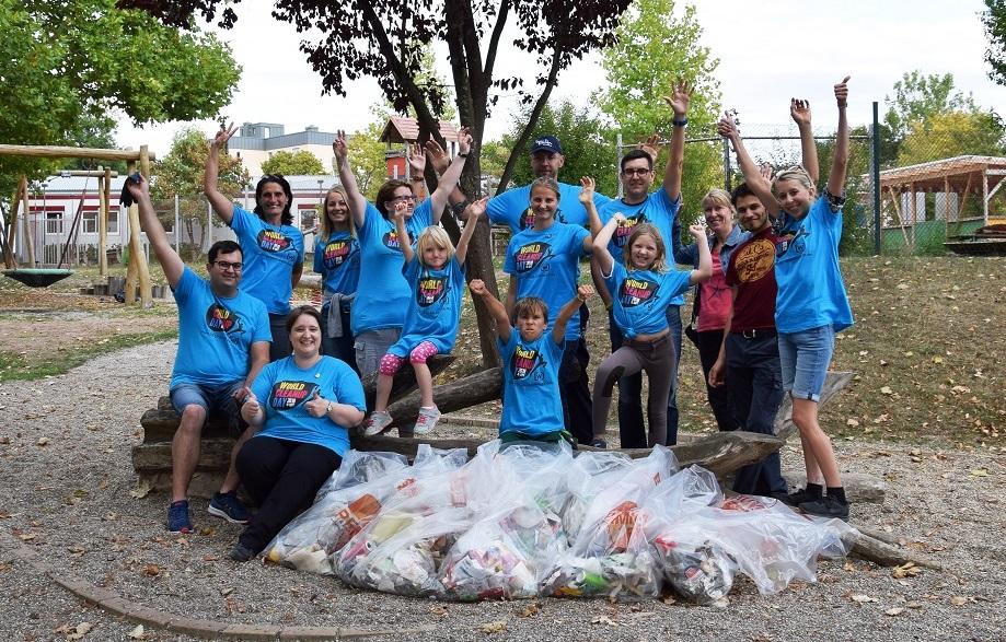 World Cleanup Day im Landkreis Bad Kissingen
