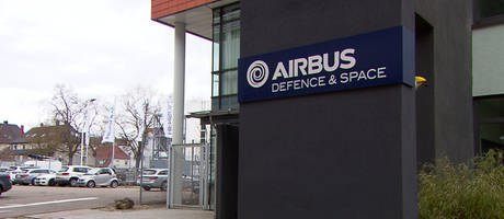 Airbus Defence and Space Cleanup in Friedrichshafen zum World Cleanup Day 21.Sep.2019