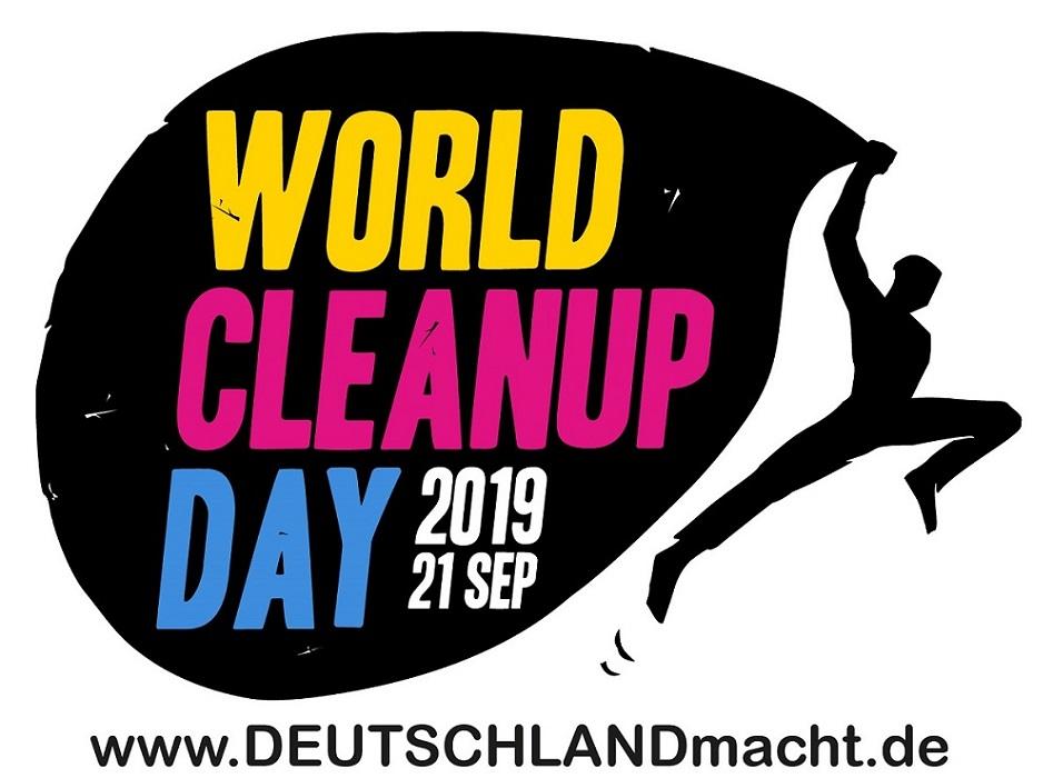 World Cleanup Day der Wirtschaftsjunioren Bayreuth