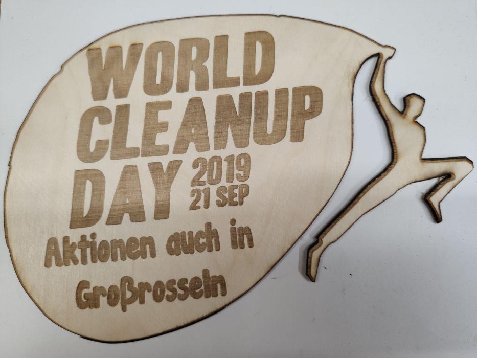 World Cleanup Day - Aktionen auch in Großrosseln