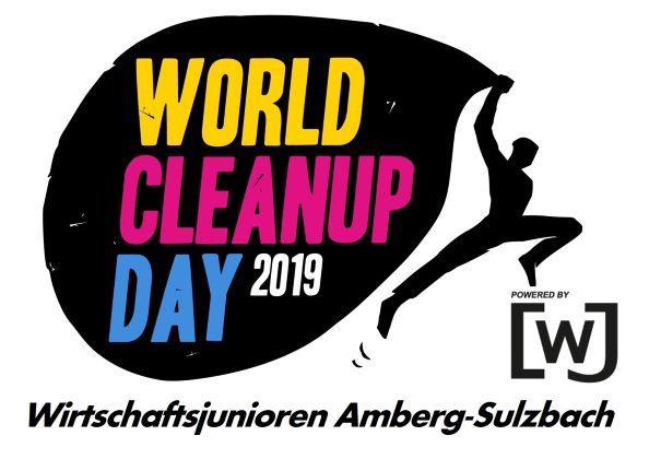 Cleanup Day der Wirtschaftsjunioren Amberg-Sulzbach