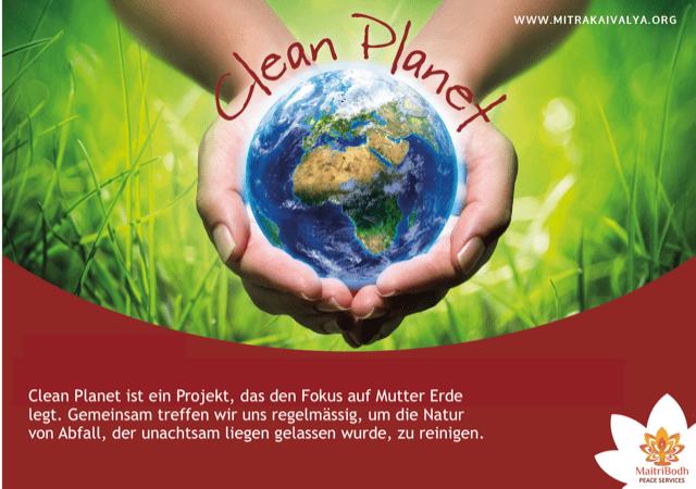 Clean Planet MaitriBodh