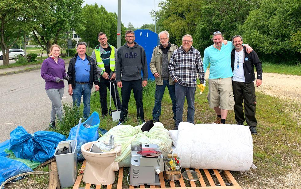 CleanUp in Eislingen