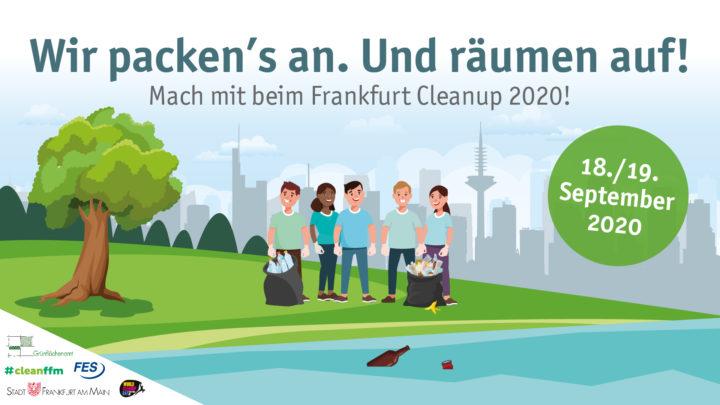 World Cleanup Day Frankfurt