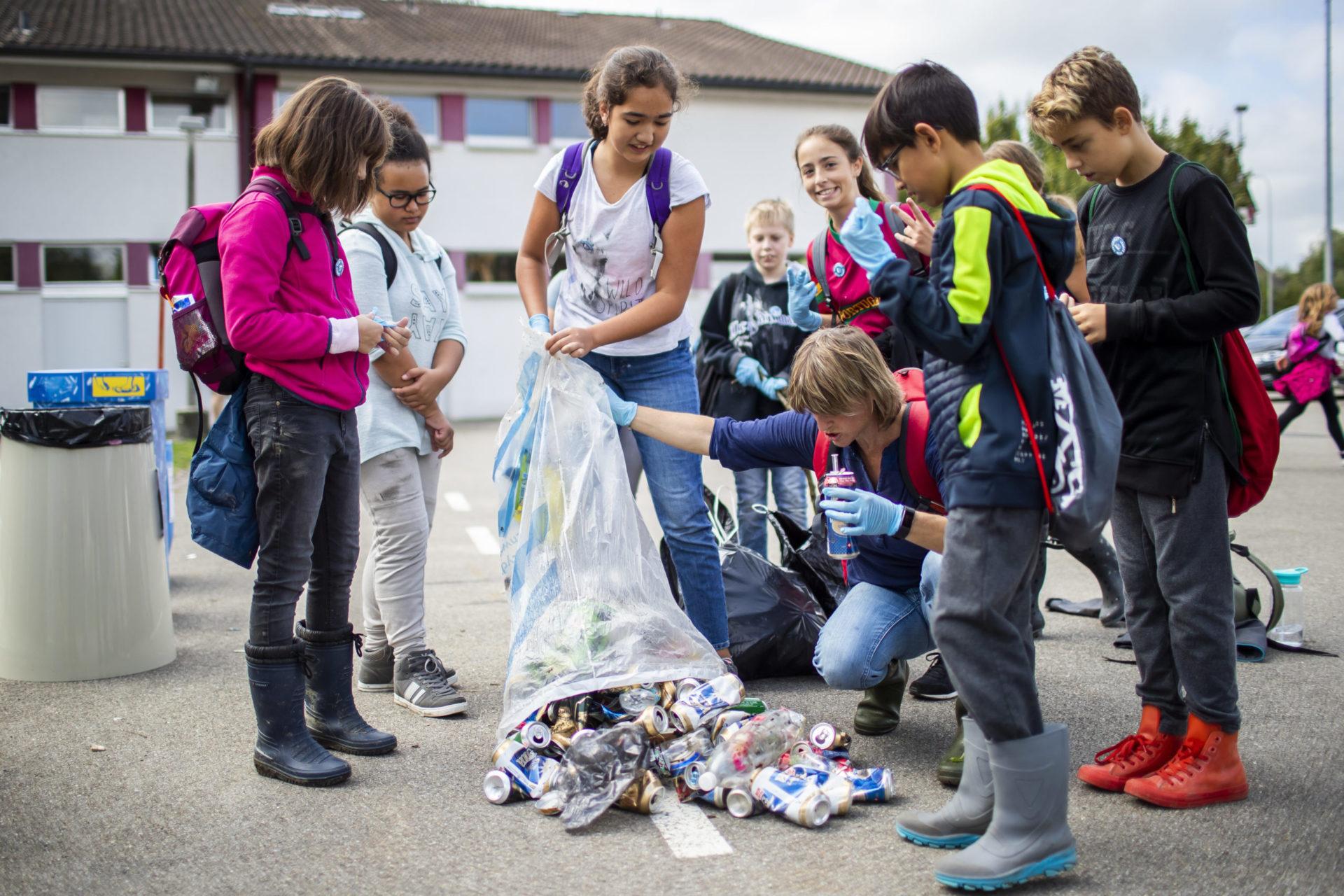 World Cleanup Day Kranichfeld (Thüringen) 2020