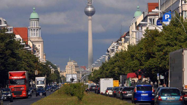 Cleanup Day - Friedrichshain Süd, Berlin