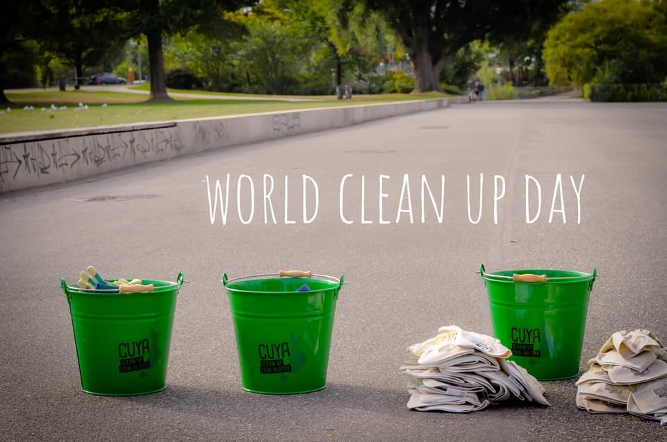Clean Up Your Alster (Hamburg)
