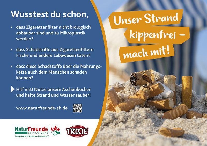 Beach Cleanup - Kippenfreier Strand (Schleswig-Holstein)