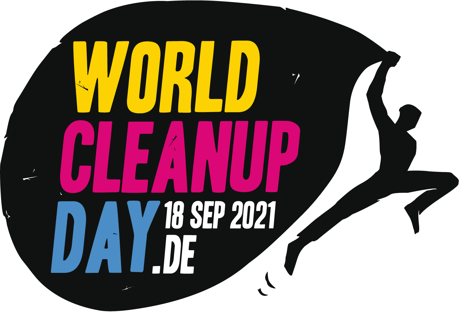 Nürnberger Beach Cleaner am World Cleanup Day (Bayern)