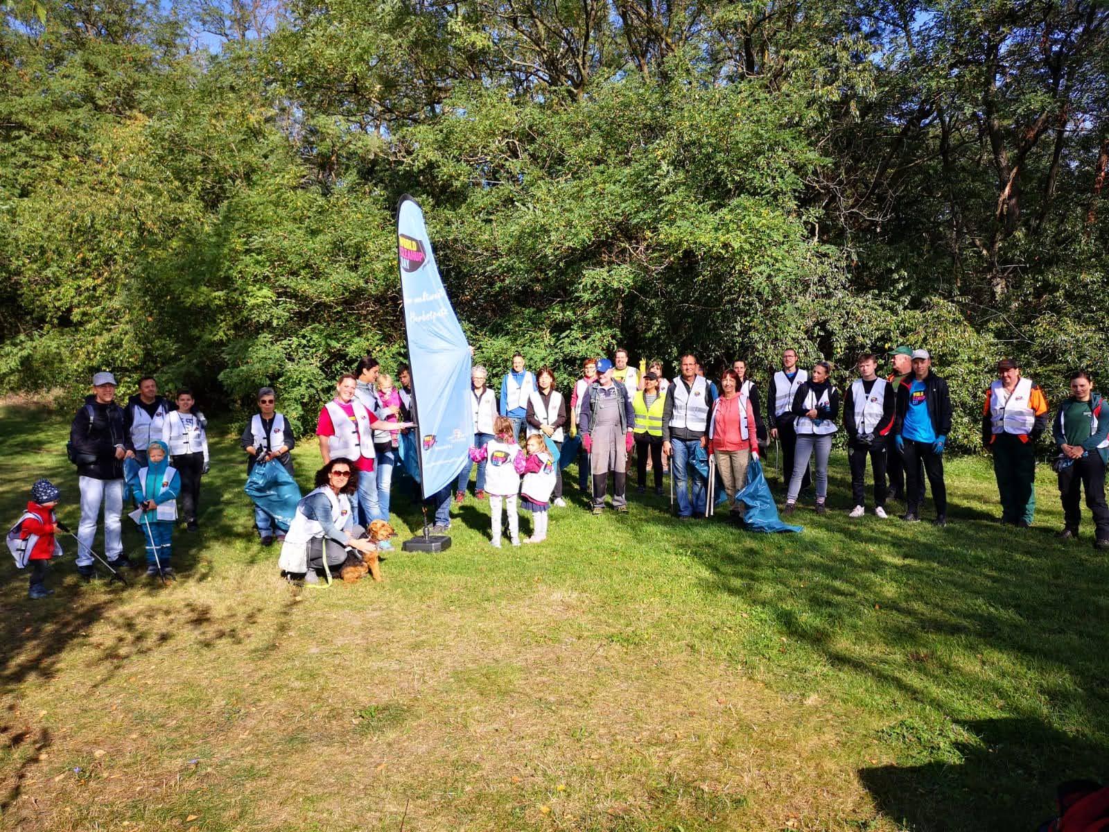 3. World Cleanup Day Blankenfelde-Mahlow OT Mahlow (Brandenburg)