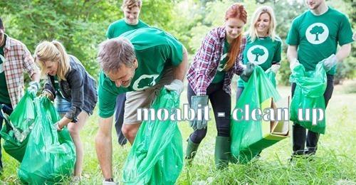 World Cleanup Day - Waldstraße - Moabit (Berlin)